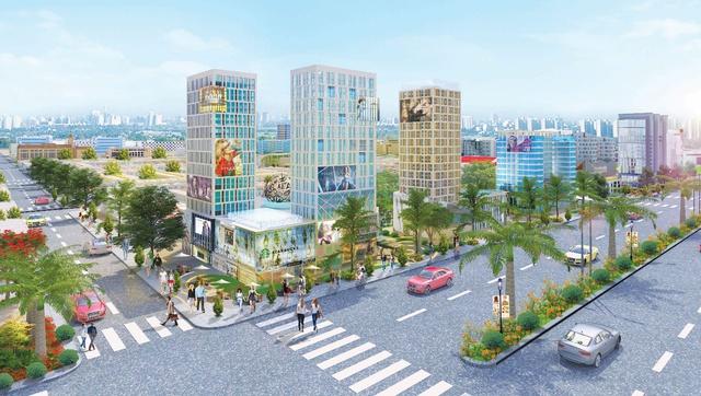 Mega City 2 - lời giải cho bài toán đất nền vùng ven - Ảnh 2.