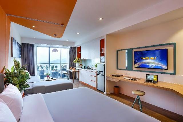 Xuất hiện căn hộ cao tầng khách sạn thông minh ở Nha Trang khiến du khách mê mẩn - Ảnh 1.