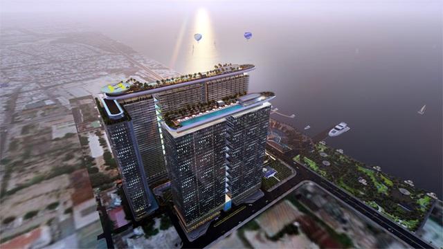 Xuất hiện mô hình Resort độc đáo hoàn toàn mới ở Việt Nam - Ảnh 2.