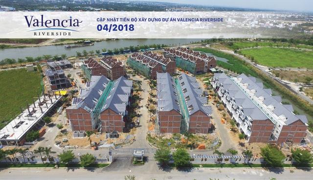 Dự án SIMCity Premier Homes và Valencia Riverside là tâm điểm Khu Đông - Ảnh 3.