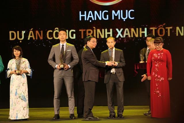 Nhà phát triển bất động sản xanh Capital House đạt cú đúp Giải thưởng Quốc gia Bất động sản Việt Nam 2018 - Ảnh 1.