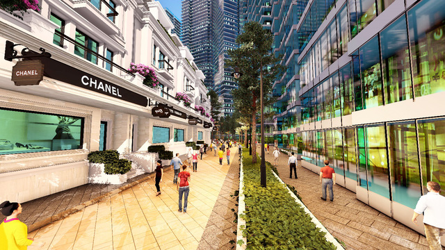 Xây nhà phố thương mại – chọn lọc khôn ngoan của Sunshine Group - Ảnh 2.