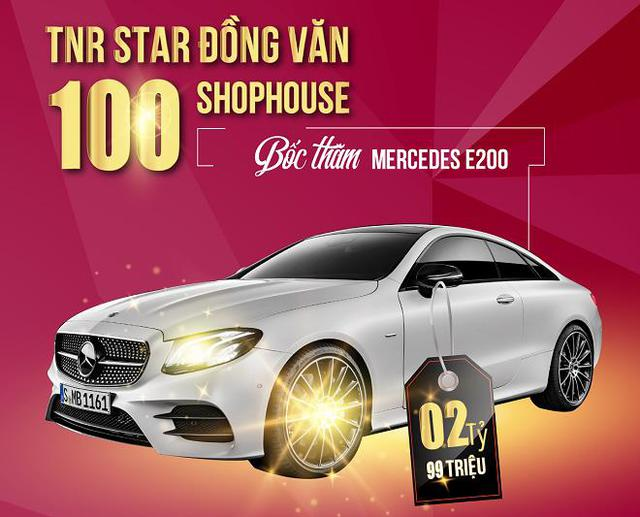 Chương trình bốc thăm cho bạn ở dự án TNR Stars Đồng Văn, Hà Nam - Ảnh 1.