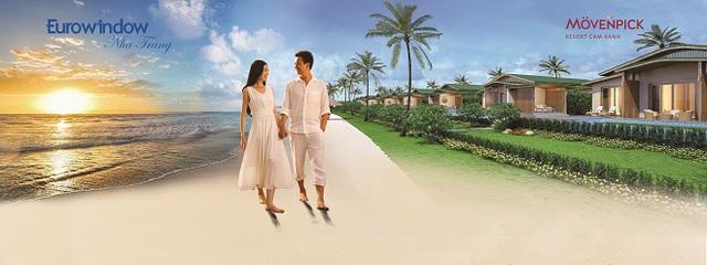 Mövenpick Resort Cam Ranh - Tiên phong cho xu hướng Bất động sản nghỉ dưỡng mới - Ảnh 1.