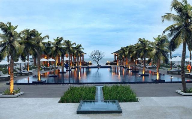"""Những hình ảnh cực """"chất"""" về dòng khách sạn 5n sao FLC Grand Hotel Quang Binh - Ảnh 3."""