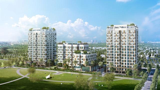 Bất động sản quận Long Biên vẫn trên đà tăng trưởng - Ảnh 2.