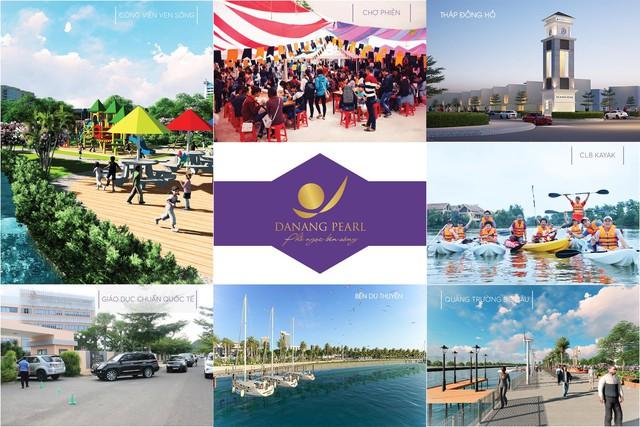 Danang Pearl - Chú trọng trong phát triển tiện ích đô thị xanh - Ảnh 2.