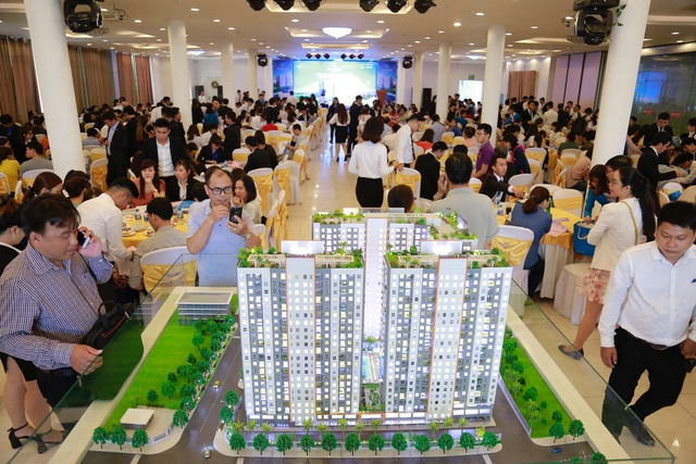 Thị trường địa ốc Biên Hoà ghi nhận mức giao dịch lớn trong quý II - Ảnh 1.