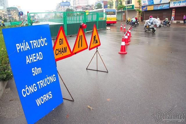 Diện mạo những con phố Minh Khai có công trình điểm nhấn mới - Ảnh 1.