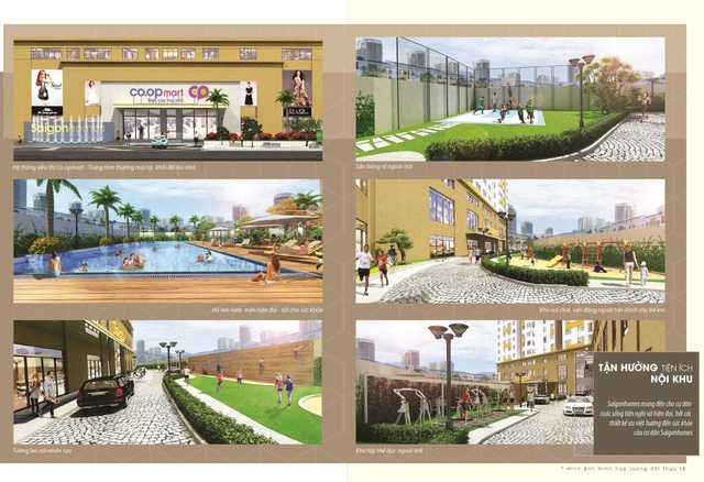 Hợp tác cộng Saigon Co.op, cơ hội mới của CĐT dự án SaigonHomes - Ảnh 1.