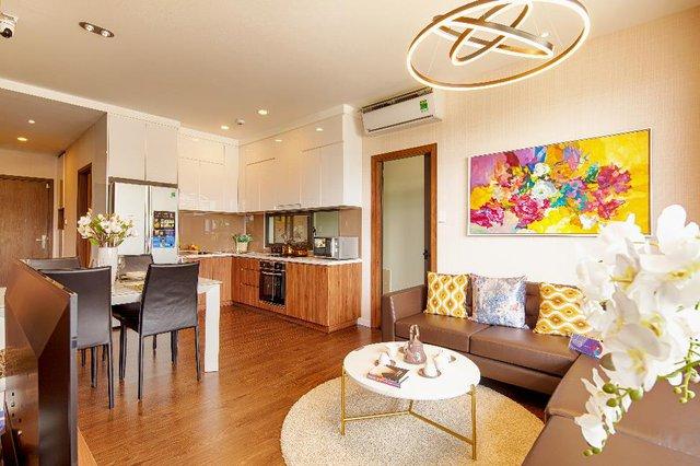 Block đẹp nhất của dự án căn hộ chung cư Flora Mizuki được tiên liệu sẽ hút khách - Ảnh 1.