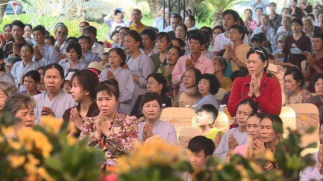 Hoàn thiện công viên nghĩa trang 500 tỷ đồng Vĩnh Hằng Long Thành - Ảnh 2.