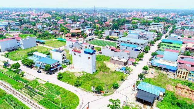 Khu đô thị Lê Hồng Phong Phổ Yên Thái Nguyên.