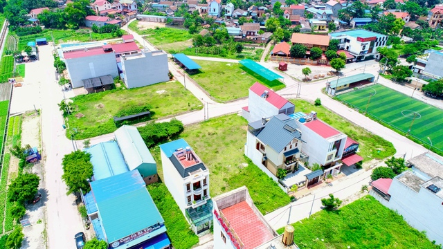 Đất nền dự án Lê Hồng Phong đã có sổ đỏ hoàn chỉnh.
