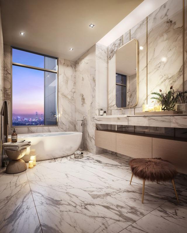 Penthouse duplex, giá trị ở tầm nhìn - Ảnh 2.