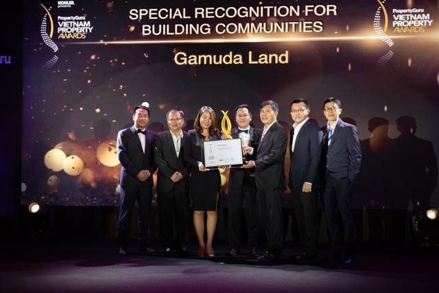 Gamuda Land giành 4 giải thưởng lớn tại PropertyGuru Vietnam Property Awards 2018 - Ảnh 1.