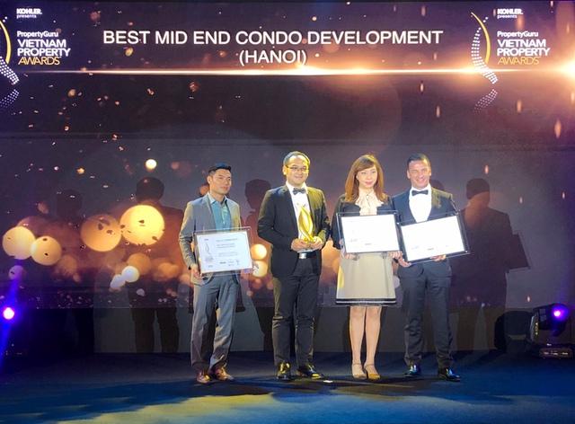 TNR Holdings Việt Nam thắng nhiều giải lớn tại PropertyGuru Vietnam Property Awards 2018 - Ảnh 1.