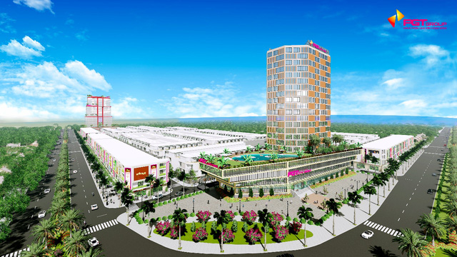 PGT City chính thức mở bán vào ngày 8/7/2018 tại PGT Tower, 220 Nguyễn Hữu Thọ.