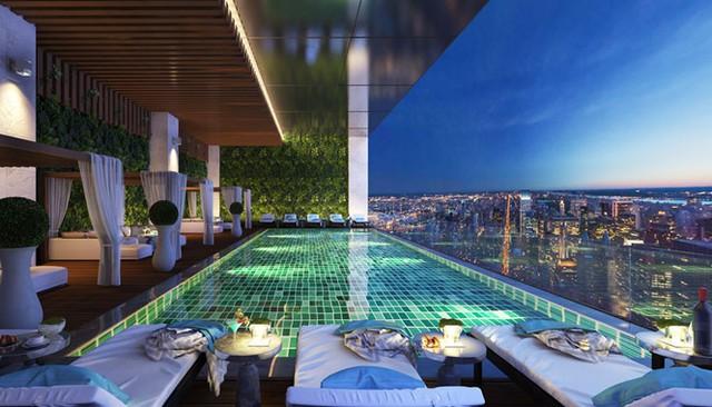 Sức hút của căn hộ cao tầng cấp cao trong khu vực nội đô phố cổ Hà Nội - Ảnh 1.