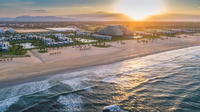 Đi vào hoạt động, Vinpearl Resort and Golf Nam Hội An thu hút các nhà đầu tư Hà Nội - Ảnh 1.