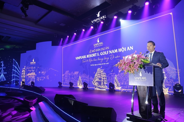 Đi vào hoạt động, Vinpearl Resort and Golf Nam Hội An thu hút các nhà đầu tư Hà Nội - Ảnh 2.