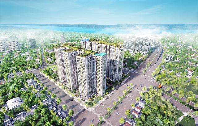 Tổ hợp căn hộ chung cư chung cư cao cấp Imperia Sky Garden chính thức công bố - Ảnh 1.