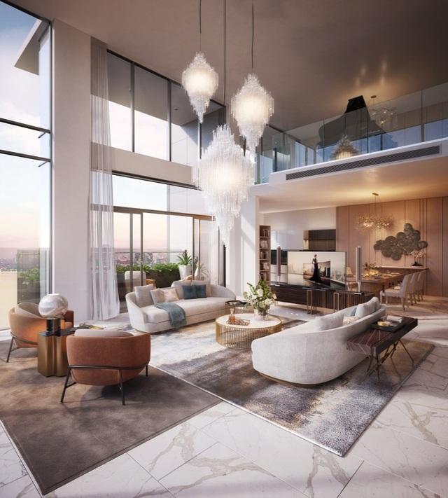 """Những nguồn gốc khiến căn hộ cao tầng duplex Ancora """"ghi điểm"""" có giới nhà giàu - Ảnh 2."""