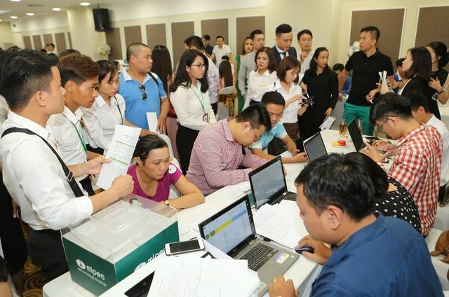 Mở phân phối toà M2-Mipec City View: Thổi bùng sức nóng thị trường bất động sản Hà Đông - Ảnh 1.
