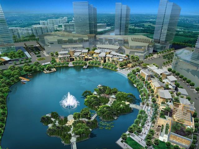 Khu thành phố Gamuda City: Sống khép kín nhưng không biệt lập - Ảnh 1.