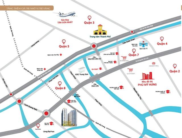 Đô thị Nam Sài Gòn đang tăng tốc phát triển - Ảnh 1.