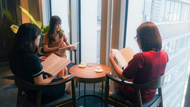 """Có đọc sách là có thưởng: Văn hoá doanh nghiệp """"có một không hai"""" tại VN - Ảnh 1."""