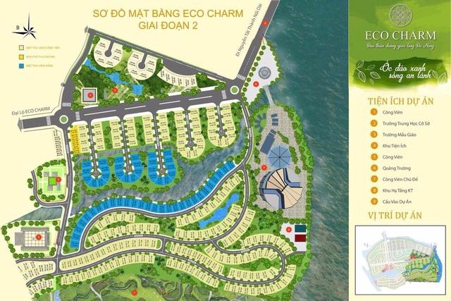 Khu thành thị Eco Charm Premier Island – Cơ hội đầu tư mới - Ảnh 1.