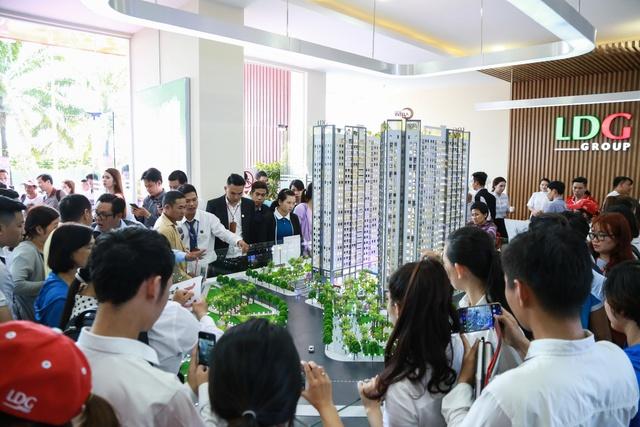 Căn hộ tầm trung ở Nam Sài Gòn vẫn hút khách - Ảnh 1.