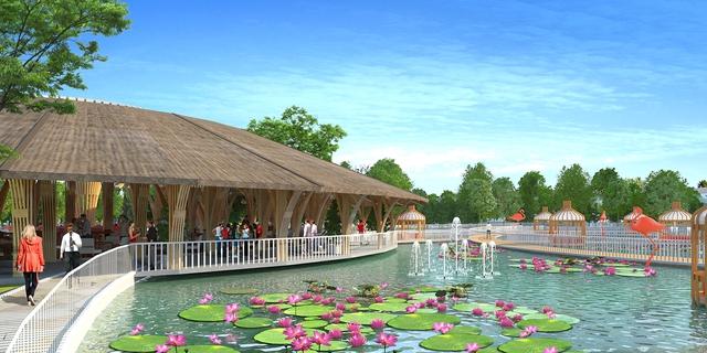 DKRA Vietnam tiếp tục ra mắt GĐ 2 dự án Saigon Riverpark - Ảnh 1.