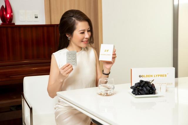 Doanh nhân Lan Phương trở thành hình ảnh đại diện cho Golden Lypres® - Ảnh 2.