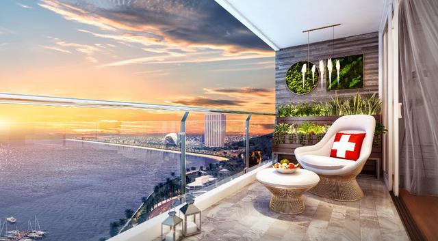 Swisstouches La Luna Resort chính thức mở phân phối tòa Luxury - Ảnh 1.