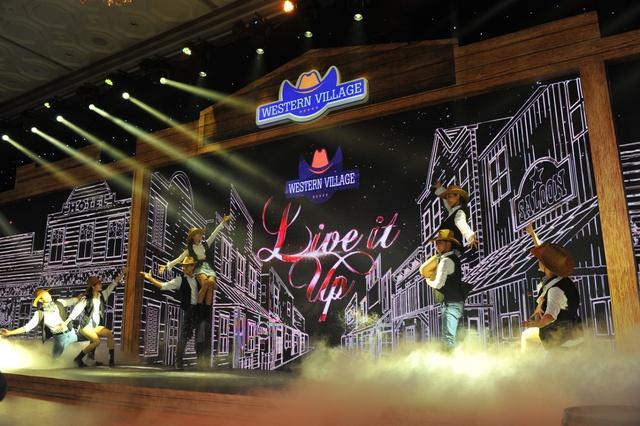 """Western Village – FLC Quảng Bình """"chào sân"""" thị trường TP.HCM - Ảnh 1."""