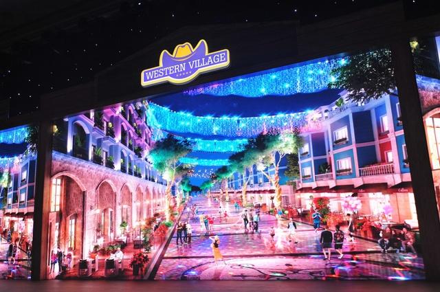 """Western Village – FLC Quảng Bình """"chào sân"""" thị trường TP.HCM - Ảnh 2."""