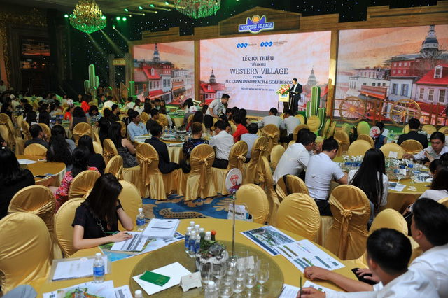 """Western Village – FLC Quảng Bình """"chào sân"""" thị trường TP.HCM - Ảnh 4."""