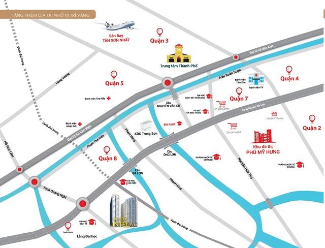 Tăng tốc độ thành phố hóa cho khu thành phố mới Nam Sài Gòn - Ảnh 1.