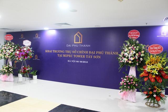Đại Phú Thành khai trương trụ sở chính - Ảnh 1.
