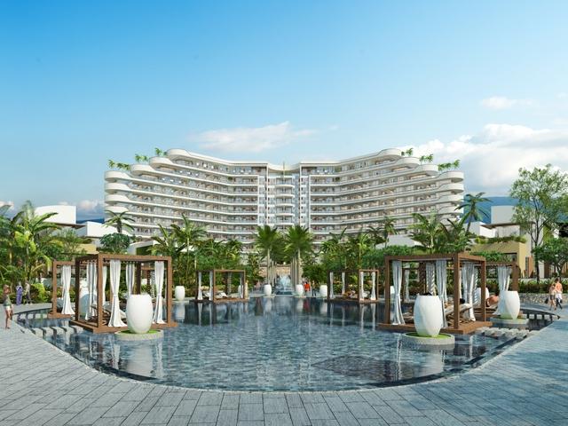 Xu hướng nghỉ dưỡng mới thúc đẩy nhu cầu đầu tư bất động sản ở Hồ Tràm - Ảnh 1.