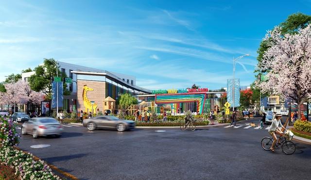 Viva Park được đầu tư nhiều tiện ích cao cấp để phục vụ nhu cầu của cư dân.