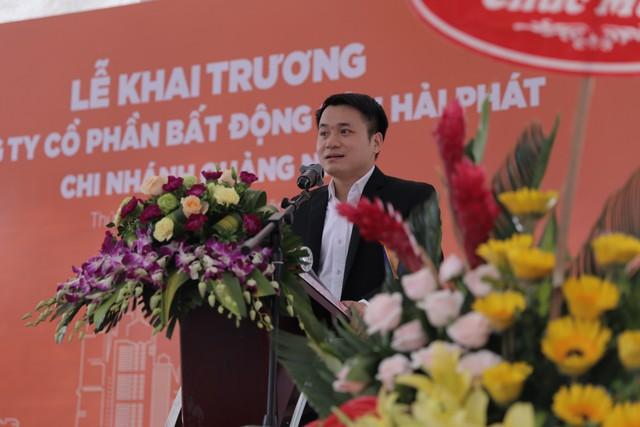 Hải Phát Land khai trương chi nhánh thứ 15 ở Quảng Ninh - Ảnh 1.
