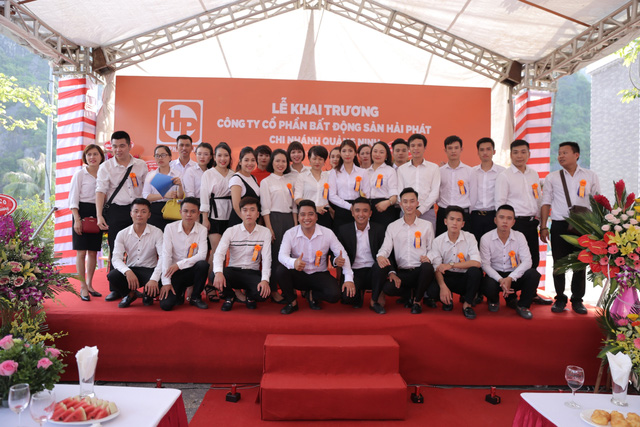 Hải Phát Land khai trương chi nhánh thứ 15 ở Quảng Ninh - Ảnh 2.