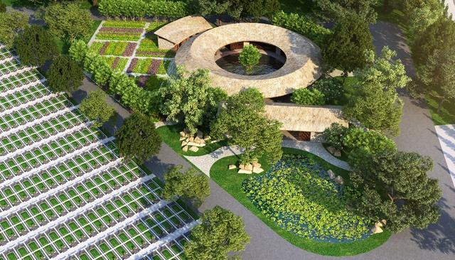 Đất sinh phần ở Hoa viên Sala Garden: Quà tặng ý nghĩa cha mẹ lễ Vu Lan - Ảnh 1.
