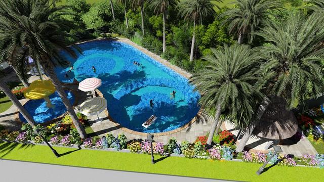 Cơ hội đầu tư BDS nghỉ dưỡng ven đô ở Green Oasis Villas - Ảnh 1.