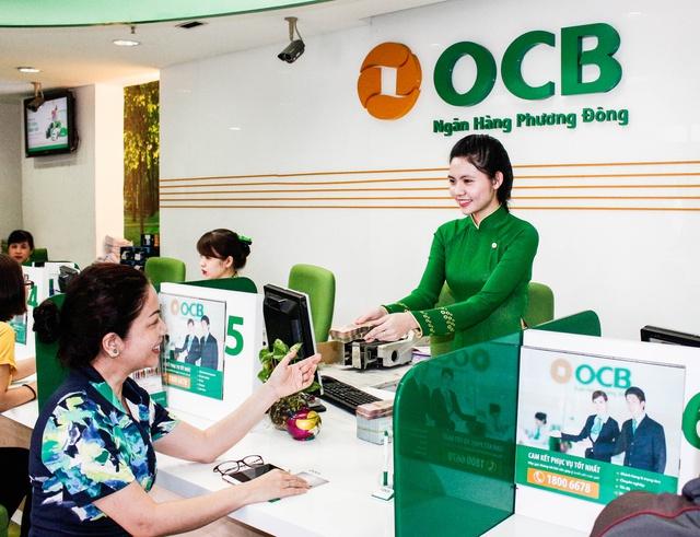 OCB được Moody'S tăng mức xếp hạng tín nhiệm đối tác lên B1 - Ảnh 1.