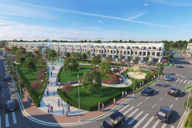 Đầu tư nhà phố trong khu thành phố vùng ven cần quan tâm gì? - Ảnh 1.