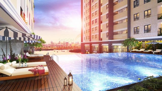 Gần cuối năm, nhiều người tìm mua căn hộ cao tầng tầm trung - Ảnh 2.